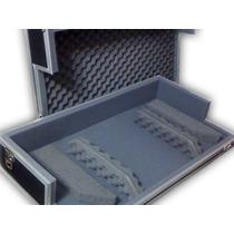 Case Pra 2 Cdjs + 1 Mixer Behringer Vmx 100, Vmx 200 Usb...