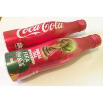 Garrafa Alumínio Coca-cola - Tour Da Taça - Copa 2014