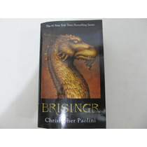Livro Em Inglês - Brisingr