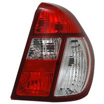 Sinaleira Lanterna Traseira Clio Sedan 2003 A 2007 Nova