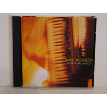 Cd - Cezar Do Acordeon - Brasil, Acordeon