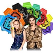 Lançamento Relógio Champion Yot Troca Pulseiras Frete Grátis