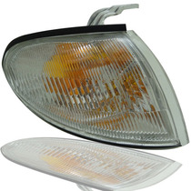 Lanterna Pisca Seta Hyundai Accent 94 95 96 97 Cristal