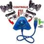 Adaptador Conversor Usb P/ 2 Controles Play 2