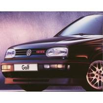 Golf Gti/glx/ De 94 A 98 Coifa De Câmbio Couro