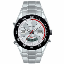 Relógio Masculino Orient Analógico Digital Mbssa039 Svsx