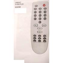 Controle Remoto Para Receptores Orbisat S-2200 Plus