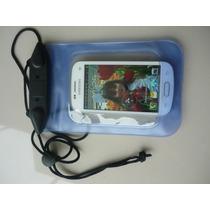 Bolsa Estanque Prova Água Mergulho Telefone Celular-tablet