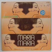 Compacto Vinil Novela Maria Maria - 1978 - Som Livre