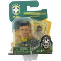 Copa 2014 - Mini Craque Brasil - Neymar Jr. - Soccer Starz