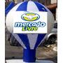 Balão Inflável Roof Top 4m Inflaveis Com Motor