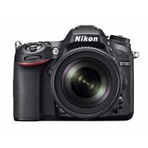 Camera Nikon D7100 Lente 18 105mm Dx Full Hd Nova Na Caixa