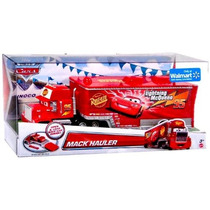 Disney Cars Mack Hauler - Caminhão Do Mcqueen Original