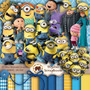 Kit Scrapbook Digital - Meu Malvado Favorito (minions)