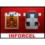 Conector Carga Mini Usb 10 Pinos - Blu Alcatel Philips China
