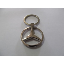 Chaveiro Mercedes Bez Inóx Metal