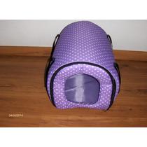 Bolsa Transporte Cães Gatos Pet Bag Passeio - Pronta Entrega