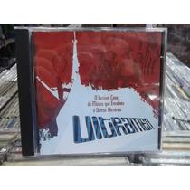 Ultramen O Incrivel Caso Musica Encolheu Outras Historias Cd