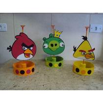 Enfeites Para Mesas Angry Birds