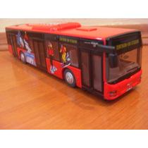 Miniatura De Ônibus Metal Escala 1:50 Tamanho Arpra