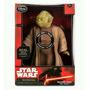 Boneco Yoda Star Wars Movimentos Reais Luz E Sons Disney