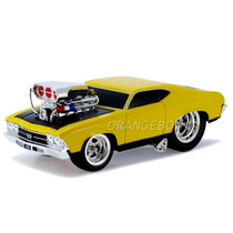 Chevrolet Chevelle Ss 1969 Muscle Machines Maisto 1:24 32238