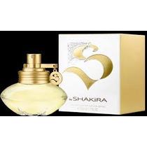 S By Shakira Fem.eau De Toilette 80 Ml
