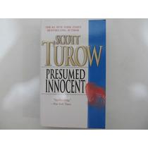 Livro Em Inglês - Presumed Innocent
