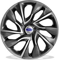 Jogo Calota Aro 14 Espor Ds4 Cup Ka Fiesta Focus Escort Ford
