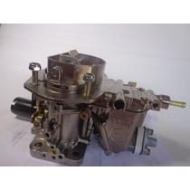 Carburador:solex H-34seie Opala/caravam 4cc E 6cc Alcool