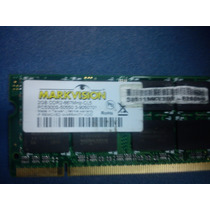 Memória 2gb Ram Ddr2 5300s 667mhz Markvision