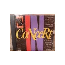 Cd In Concert - Som Livre - The Smits Supertramp Yes - Raro