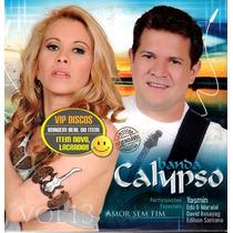 Banda Calypso Cd Promo Amor Sem Fim Vol 13 - Lacrado