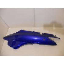 Carenagem Lateral Traseira Sundown Web 100 Azul Le