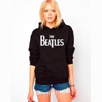 Blusa The Beatles Moletom Canguru - Promoção !!!