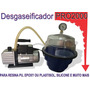 Desgaseificador Para Resina Pu Epoxy Plastisol Silicone Etc