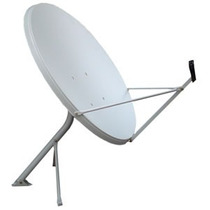 Antena Ku 1,10mt +lnb Melhor Que De 90cm