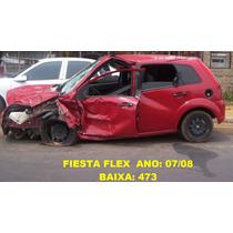 Bomba De Combustivel Fiesta Flex 07/08 (na Troca)