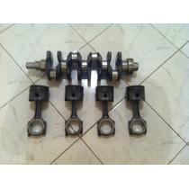 Virabrequim Hilux 3.0 Diesel Com Pistão E Biela Seminovo Ori
