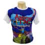 Camiseta Personalizada Adventure Time Desenhos Animados