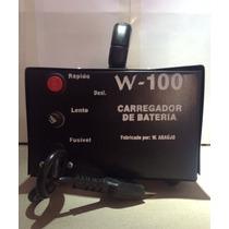 Fonte Automotiva Carregador De Bateria Chupa Cabra 100anp