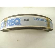 Lonas De Freio (jogo) Passat 1974/78 Original Cobreq Std