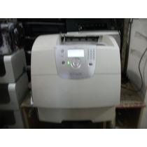 Impressora Lexmark T 644 Usada Funcionandol