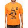 Camisa Holanda Laranja - Retrosoccer 100% Algodão