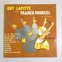 Lp Guy Lafitte Com Franck Pourceu E Sua Orquerta-10pol/33rpm