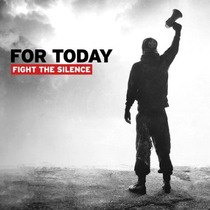 Cd For Today Fight The Silence [eua] Novo Lacrado