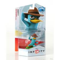 Boneco Lacrado Novo Disney Infinity Single Figure Agent P