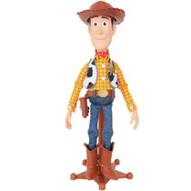 Boneco Woody Fala 45 Frases Toy Story Toyng Original