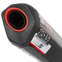 Escape Moto V3 Preto Pro Tork Yamaha Ybr Factor 125