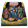 Fighting Foe Men 3 Pack-motuc-caixa Branca E Lacrado!!!